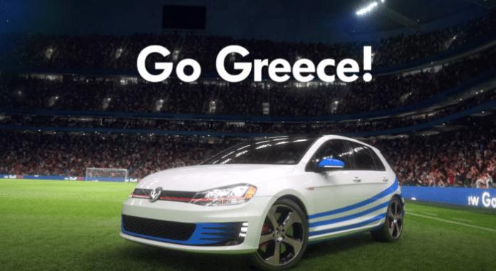 Golf go Greece