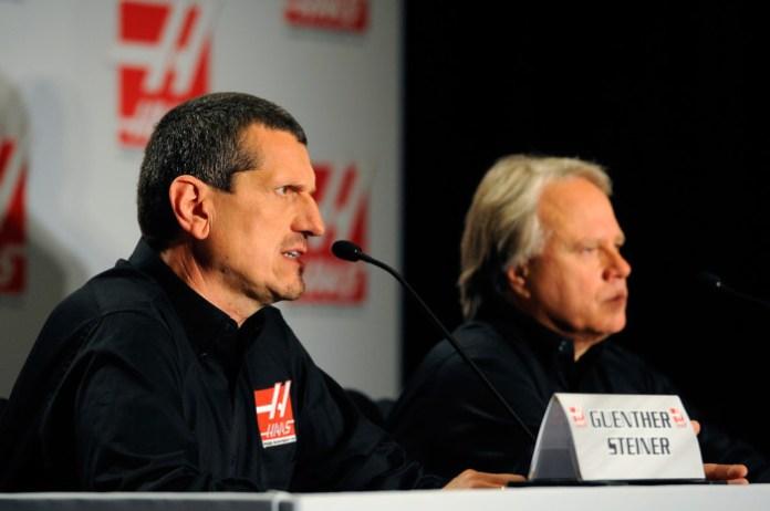 Guenther+Steiner+Gene+Haas