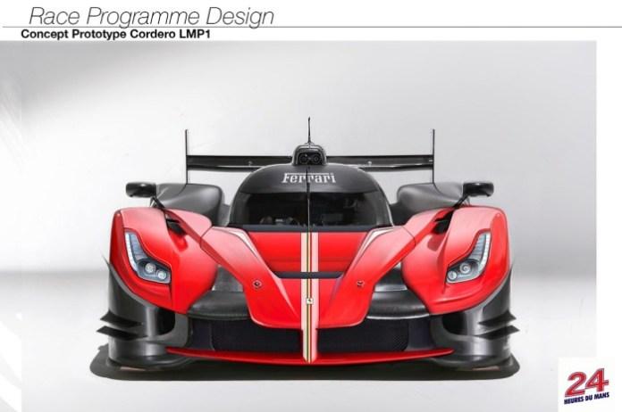 LaFerrari LMP1 Concept (2)