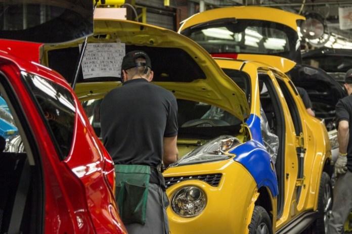 Nissan Juke Facelift 2015 production (8)