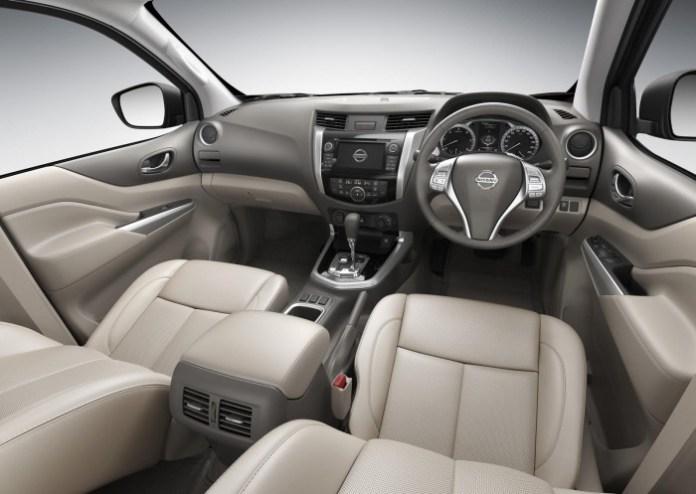 Nissan Navara 2015