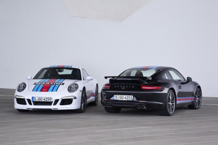 Porsche 911 S Martini Racing Edition (1)