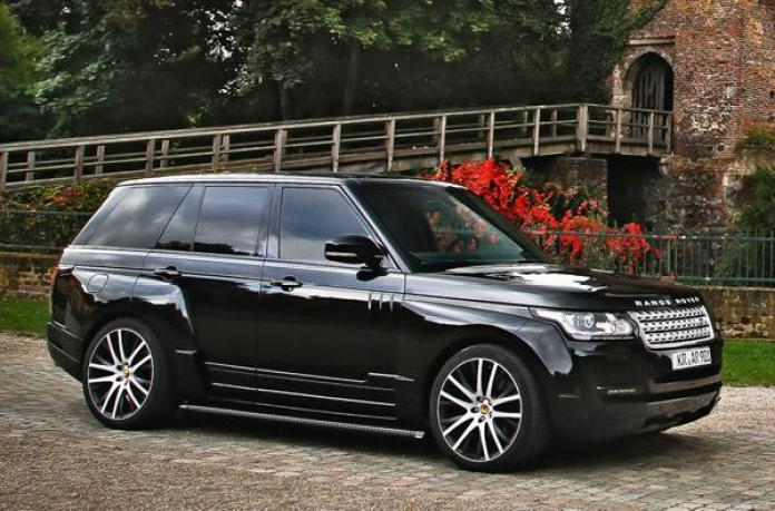 Range Rover AR 9 Spirit V8 Supercharged by Arden (1)