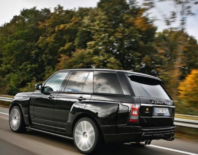 Range Rover AR 9 Spirit V8 Supercharged by Arden (2)