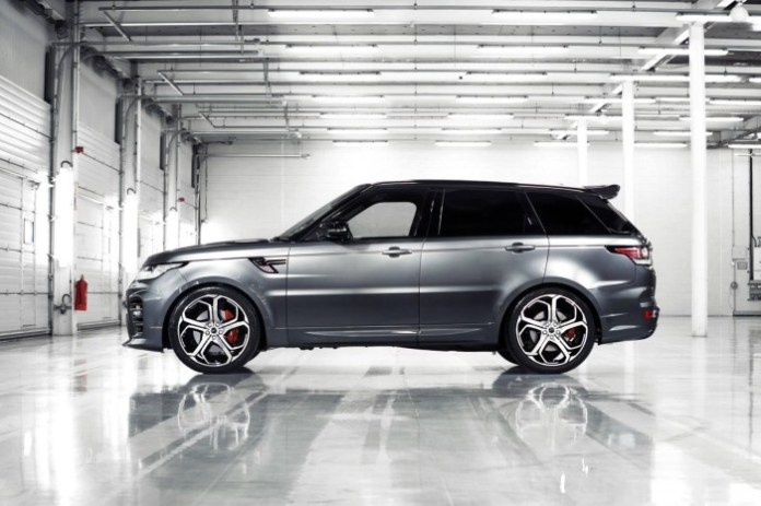 Range Rover Sport by Overfinch 2
