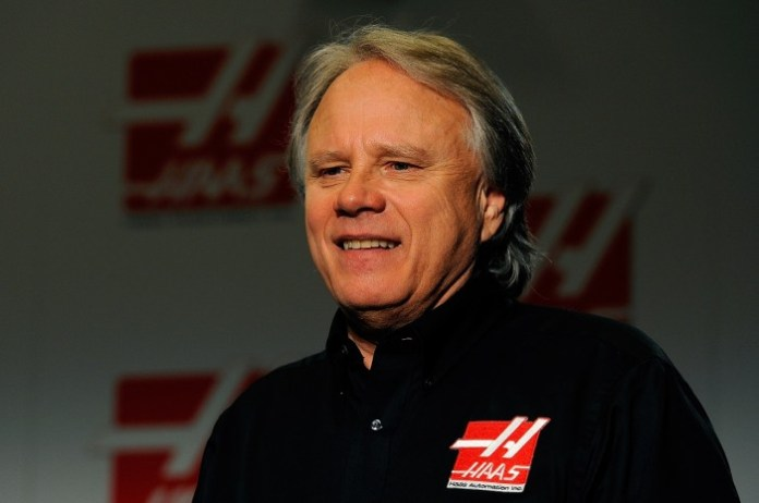 Gene Haas Formula One Press Conference