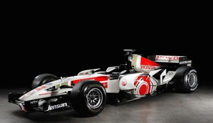Honda RA106-4