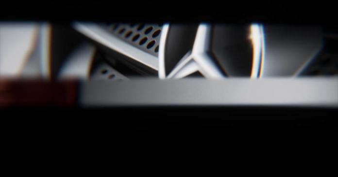 2015 Mercedes Vito teaser image