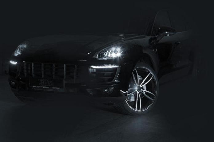 Porsche Macan by TechArt