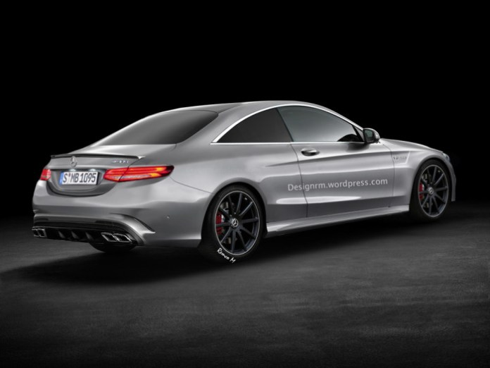 2015 Mercedes-Benz C 63 AMG Coupe Rendering (2)