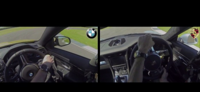 BMW M4 Vs Porsche 911 Carrera