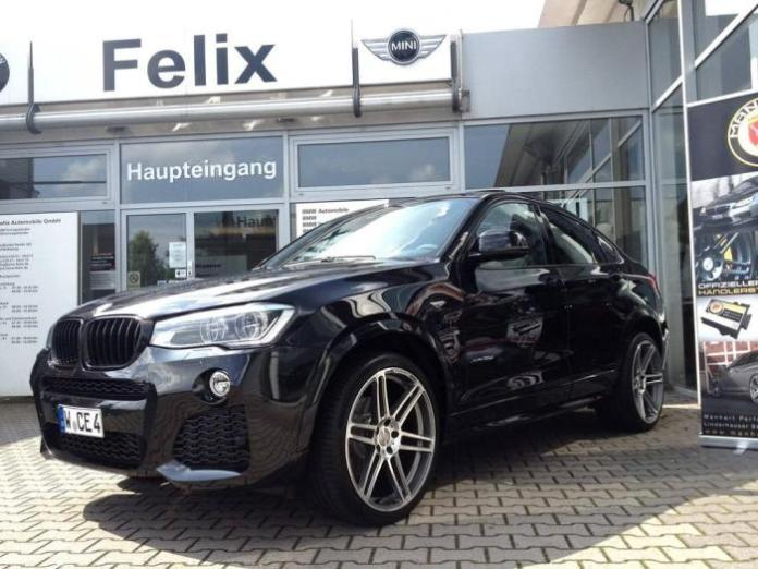 BMW X4 by Manhart Performance (1)