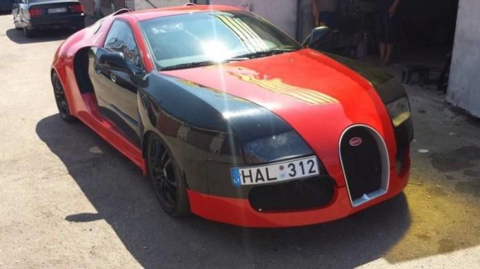 Bugatti-Replica
