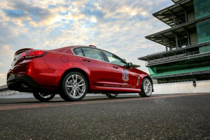 Chevrolet SS Pace Car 4