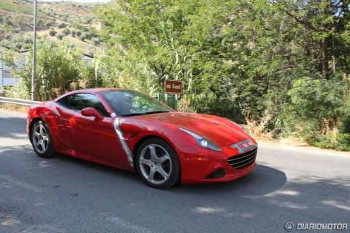 Ferrari California T test mule (1)