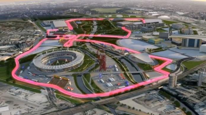 Formula 1 London