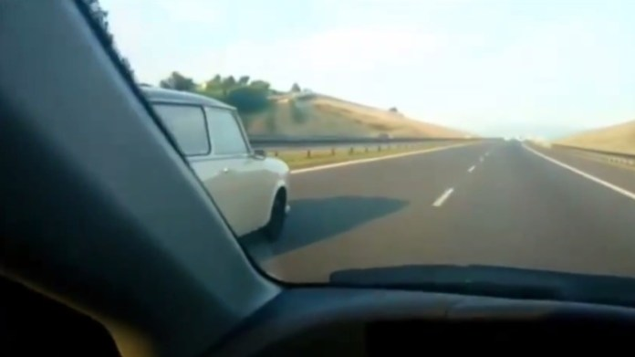 Honda Vs Trabant