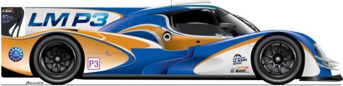 LMP3 car 2
