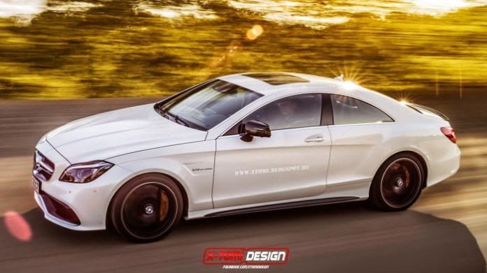 Mercedes-Benz CLS 63 AMG Coupe2