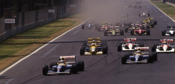 Nigel-Mansell-Williams-Mexico-1992