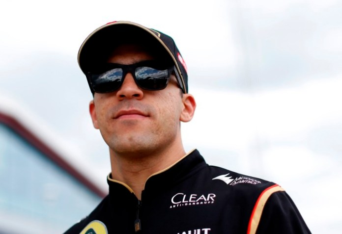 Silverstone, Northamptonshire, England. Saturday 5 July 2014. Pastor Maldonado, Lotus F1. Photo: Alastair Staley/Lotus F1 Team. ref: Digital Image _R6T1864