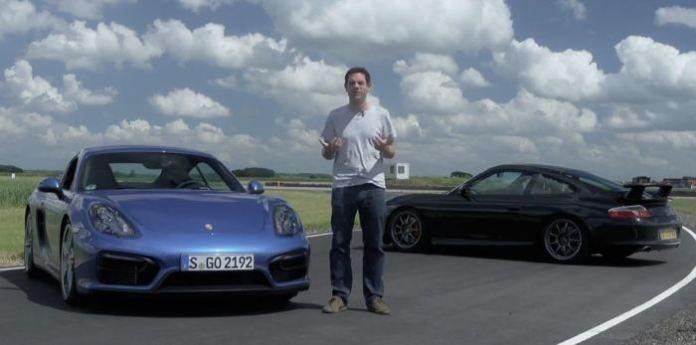 Porsche 911 GT3 vs Cayman GTS