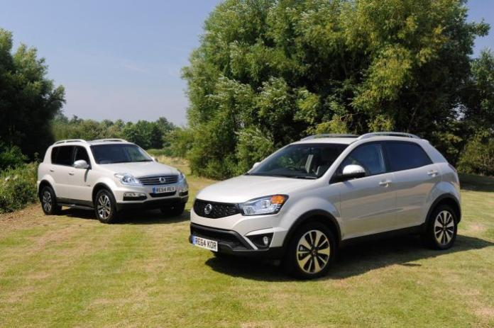 SsangYong 60th anniversary (1)