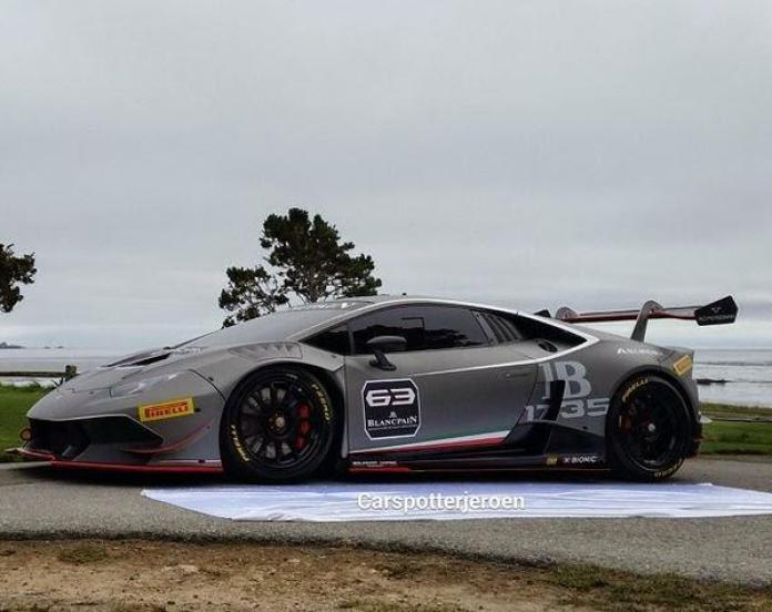 Lamborghini Huracan Super Trofeo