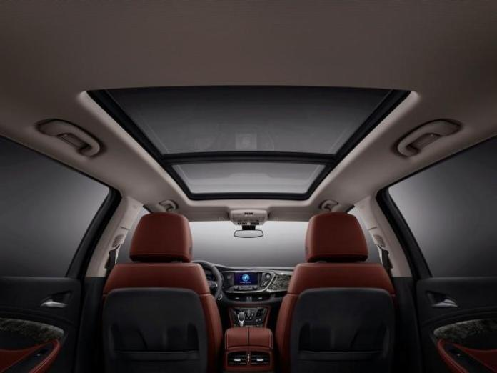 2015 Buick Envision 6