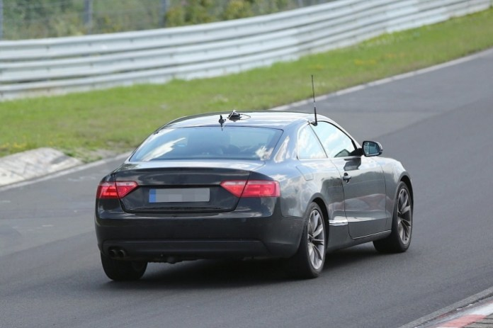 2016 Audi A5 chassis-mule (3)