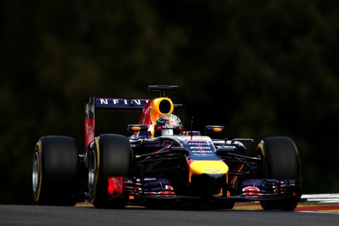 F1 Grand Prix of Belgium - Qualifying