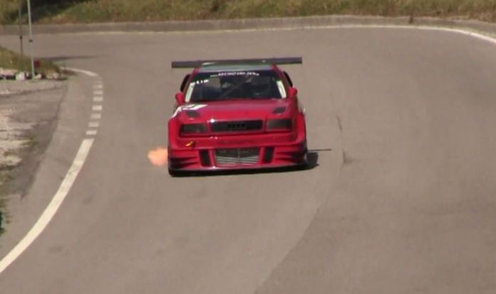 Audi S2 R Quattro E1