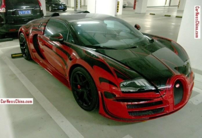 Bugatti Veyron Grand Sport Vitesse (1)