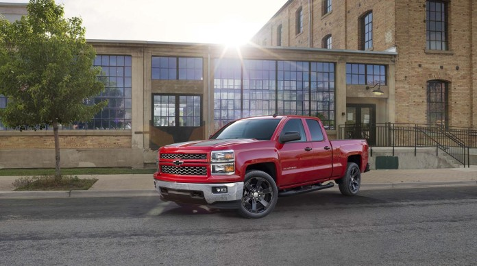 Chevrolet Silverado Rally Editions (2)