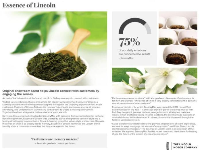 Essence of Lincoln fragrance (2)