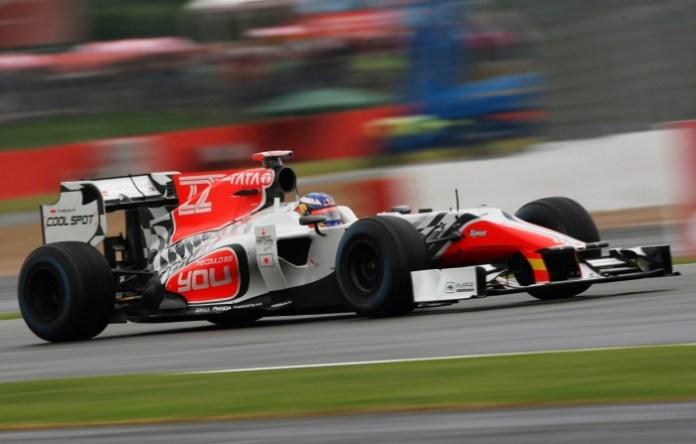 HRT-BritishGP-Ricciardo