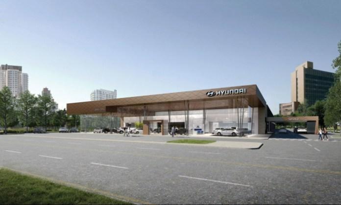 Hyundai Global Dealership Space Identity (1)