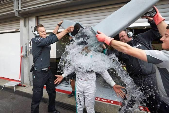 Ice Bucket Challenge hamilton