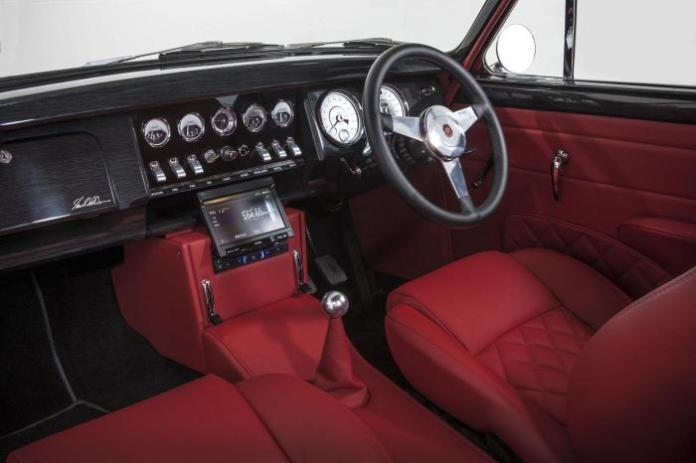 Jaguar Mark 2 for Ian Callum 5
