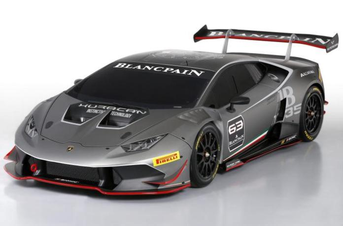 Lamborghini Huracan LP 620-2 Super Trofeo (1)