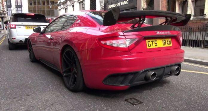 Maserati GranTurismo S Novitec Tridente