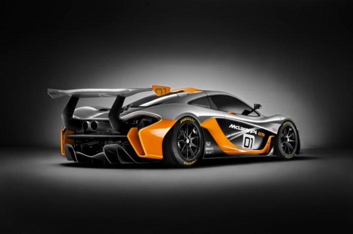 McLaren P1 GTR Design Concept (2)