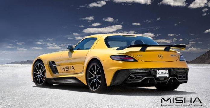 Mercedes-Benz SLS AMG by Misha Designs (3)