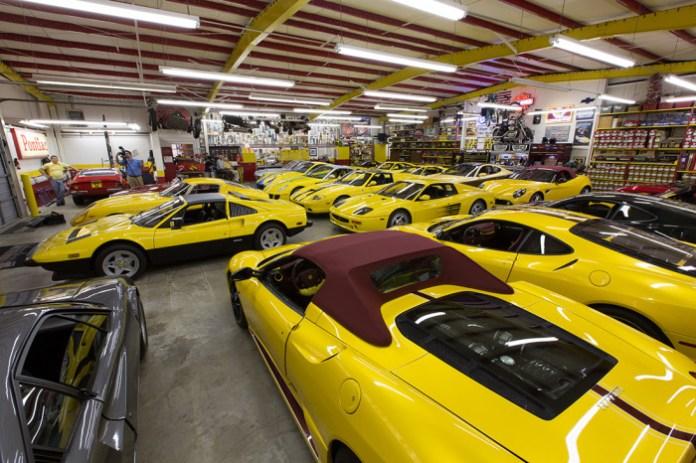 Phil Bachman Ferrari Collecto