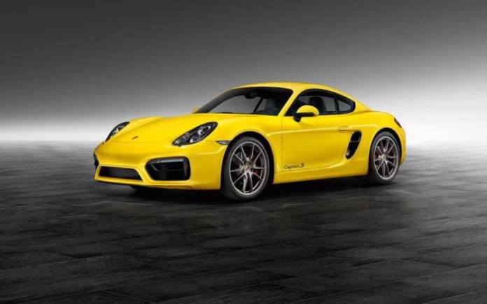 Porsche Cayman S by Porsche Exclusive