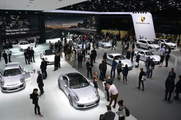 Porsche-stand-Frankfurt-2013