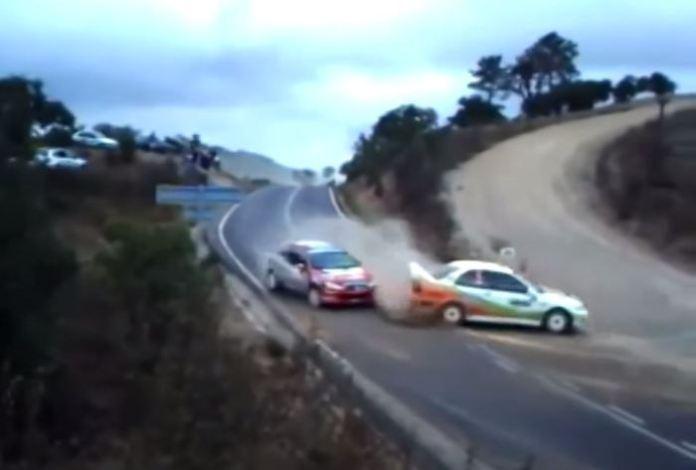 Rally Overtake