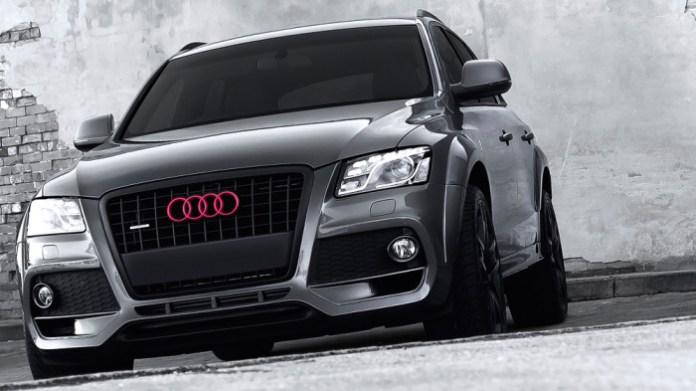 Audi Q5 Wide Track by A.Kahn Design