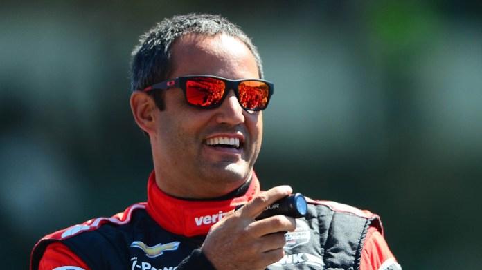 IndyCar: Juan Pablo Montoya