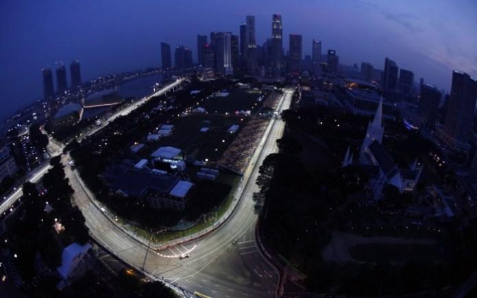 2009 Singapore F1 GP